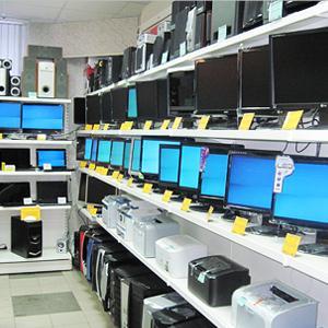 Компьютерные магазины Белева