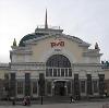 Железнодорожные вокзалы в Белеве
