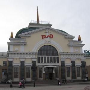 Железнодорожные вокзалы Белева